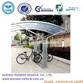 2015 European style Outdoor gavalnized bike canopy