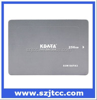 Best Selling High Quality 256GB Solid State Disk with Cache 256MB SSD Metal Case