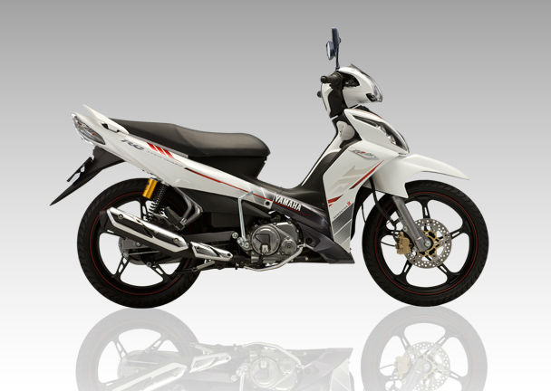 110 cc Motorcycle- RC 2012