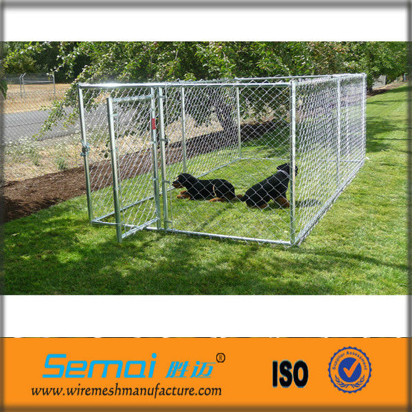 Cheap Outdoor Temporary Fencing for Dogs / Chain Link Fence for Sale