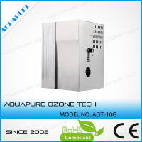 CE approval German tech 10g high quality home water purifier machine