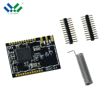 CC1310 RF 433MHZ wireless module for automatic listen-before-talk