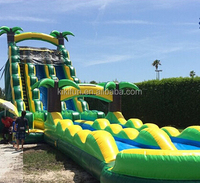 hot sale inflatable water slide, water inflatables, slip slide