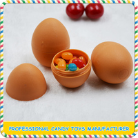 Magic surprise egg toy candy from China manufacturer