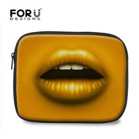 All Sexy picture charming lips 12.5 inch anime laptop sleeve