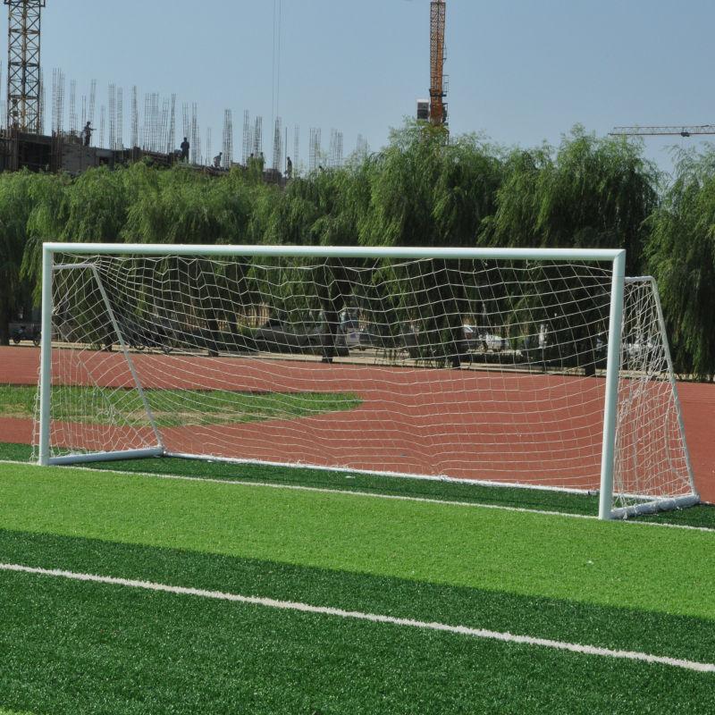 8' X 24' Standard Aluminum Soccer Goal Football Goal - Buy ...
