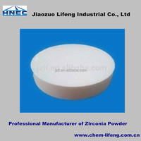 Dental Zirconia for Porcelain Denture Teeth