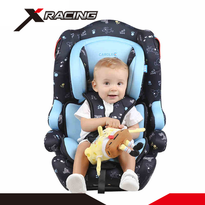 Xracing NM-LM213 baby shield safety car seat,recline baby car seat,baby car seat for twins