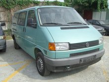 1999 T4 Used Lhd Vehicle