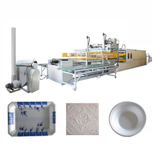 High Ps Foam Food Container Thermoforming Machine