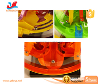 colorful 208 barriers magical intellect 3d maze ball