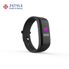 Color OLED screen smart bracelet heart rate sensor monitor
