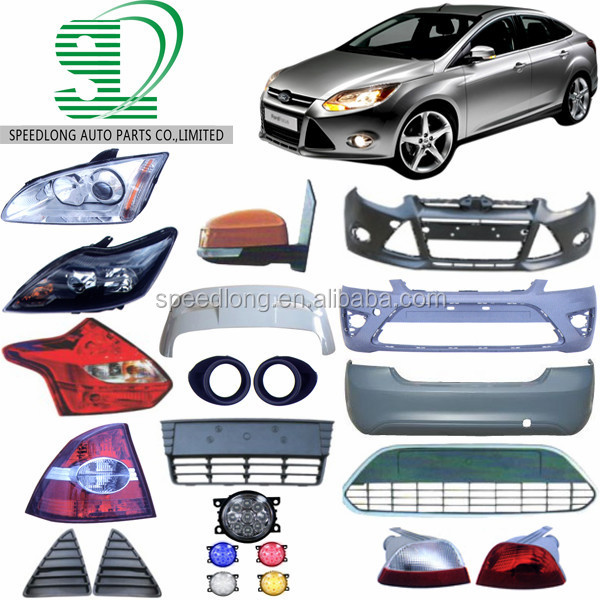 Car Body Parts for New Ford Focus 3 III 2012-2014