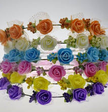 hot sale high quality decorative artificial flower garland
