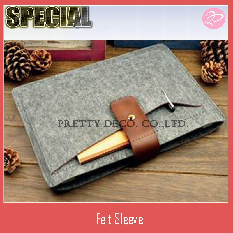 10 inch ,8 inch felt universal tablet case ,tablet cover
