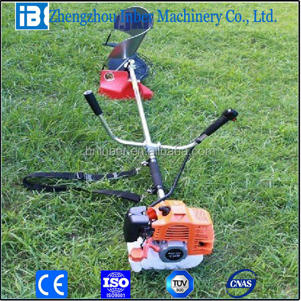 paddy rice cutter with factory price