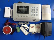 CA-39Q GSM+PSTN Wireless Home Security Burglar Alarm CA-GSM-DN-01