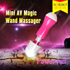 Magic Wand Massager,Ultra Powerful 12 Speed Vibrating Body Personal Fairy Magic Wand Vibrator