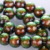 Wholesale Thermochromic Hematite Loose Beads for Jewelry Making Accessory