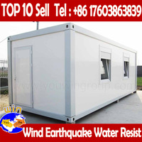 Cost Saving Temporary Ce Standard 40ft/20ft Office Container