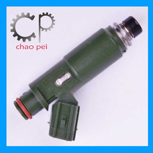wholesale price High quality auto spare parts Fuel Injector Nozzle for toyota corolla 1zz mr2 rav4 oem:23250-0D040