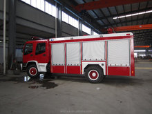 Competitive price fire truck! Dongfeng Tianjin 7T Water Foam Tank Fire fighting Truck for sale