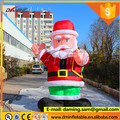 Airblown Lighted Outdoor inflatable christmas Santa