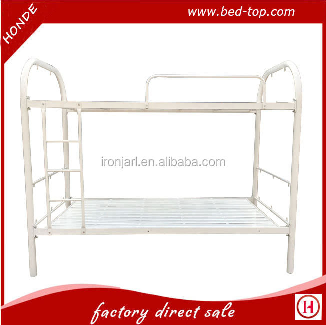 white metal bunk bed hello kitty bed for kids