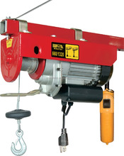 HIGH SPEED MINI ELECTRIC CABLE HOIST 110V WT-440/880