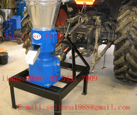 2015 hot sell tractor driven PTO pellet mill