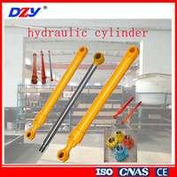 tractor loader hydraulic cylinder for dump trailer and parts