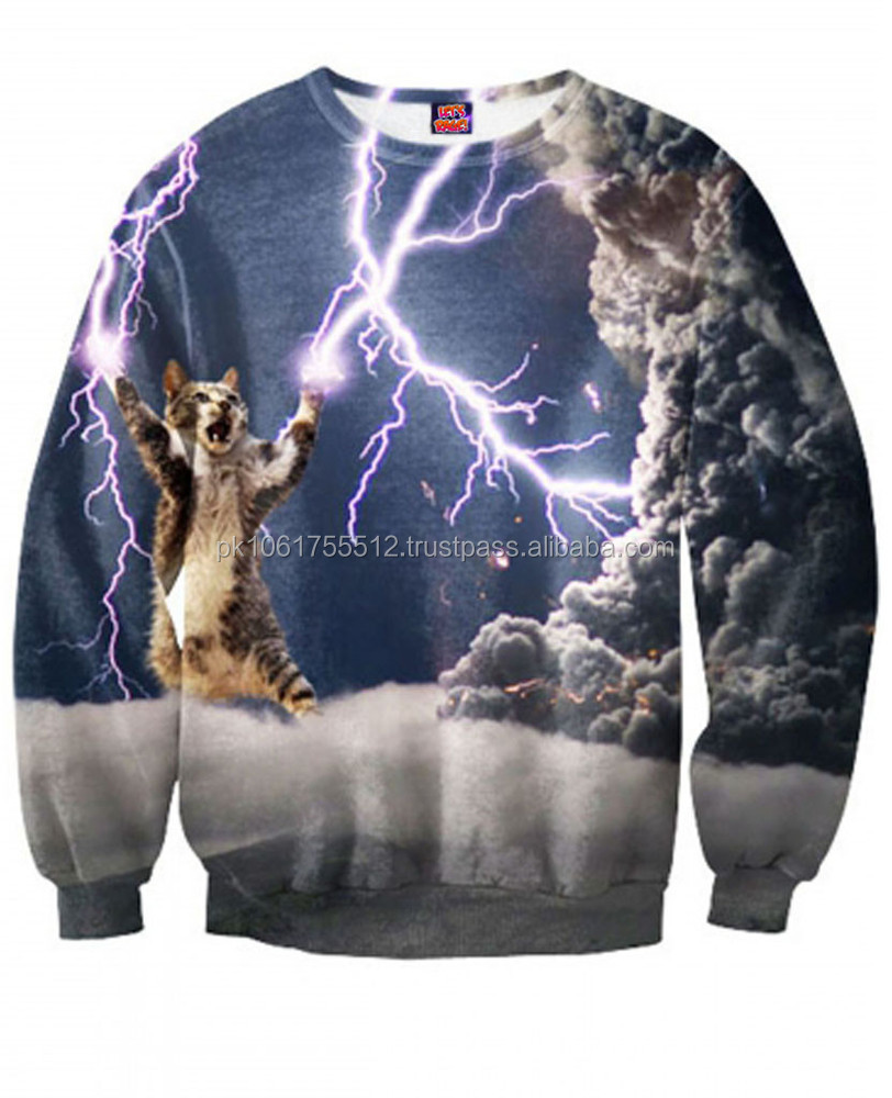 sublimated sweatshirts, sublimated printed sweatshirts, paint sublimated sweatshirts