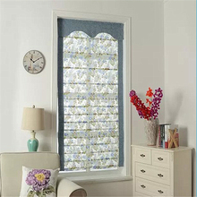 Blue Garden The bedroom windows partition Restaurant Sector Lift Rome gauze curtain