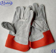 Cow gain leather driving gloves 2012