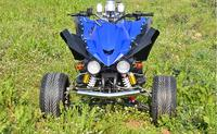200cc Atv all-terrain pour the three-wheeled motorcycle large track racing atv adult cross-country top configuration