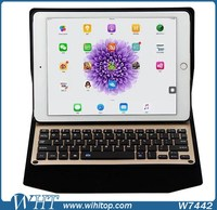 For iPad Pro 9.7 Wireless Bluetooth Keyboard Leather Case