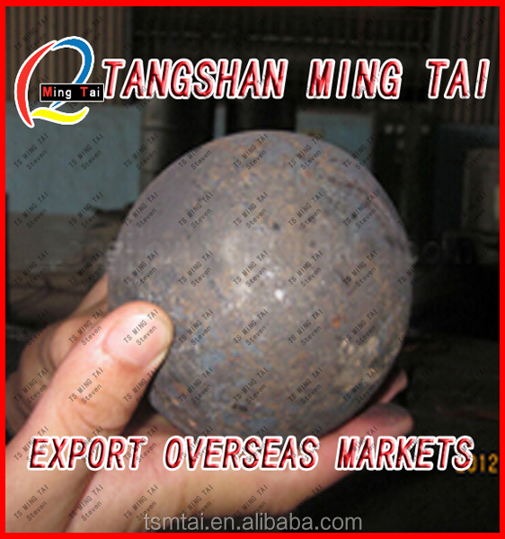 Low price ball mill forged steel grinding media ball for mining