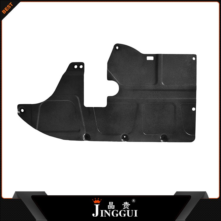 Car black spare part gearbox cover