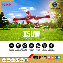 Syma X5UW Cool flying play high speed rc 4CH storm racing drone with 720P hd camera