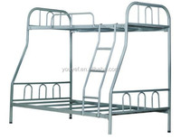 Hot selling double decker bus bunk bed