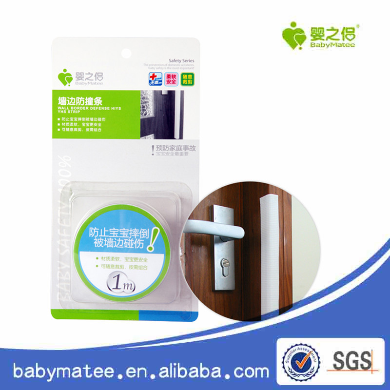 Babymatee safety for baby 1st wall edge protector baby products 2016 best selling products wall edge guard