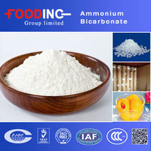China buy low price swelling agent ammonium bicarbonate food grade