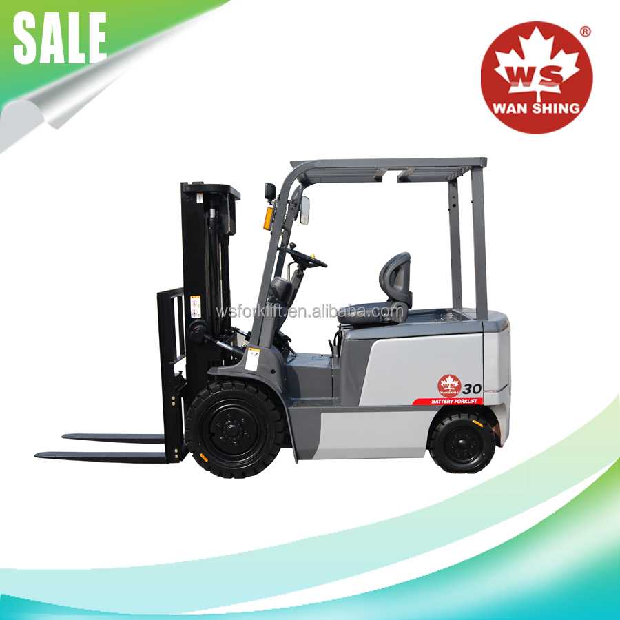 Top Quality Economic Small Electric Battery Forklift Price