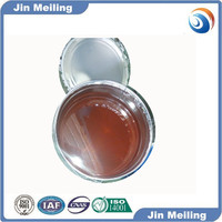 Brown Color two component polyurethane waterproof coating
