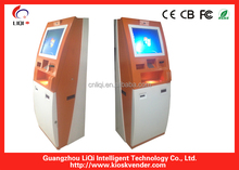 Hardware And Software Foreign Currency Exchange Machine Payment Kiosk