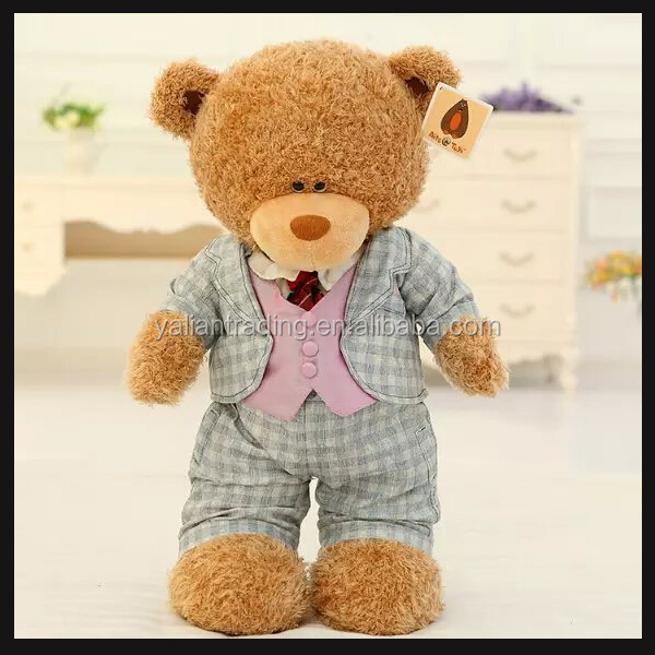 customized plush stuffed toy talking stuffed animals with low MOQ