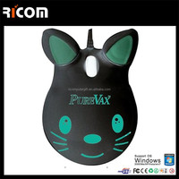 computer cat shape gift mouse,basutiful gift mouse,high quality gift mouse--MO7024---Shenzhen Ricom
