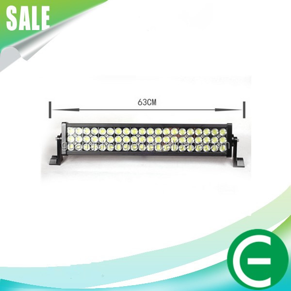High Power 3Rows Auto Car 180W Offroad Led Spot Light Bar