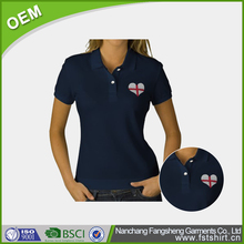 OEM China manufacturer election campaign wholesale polo shirt