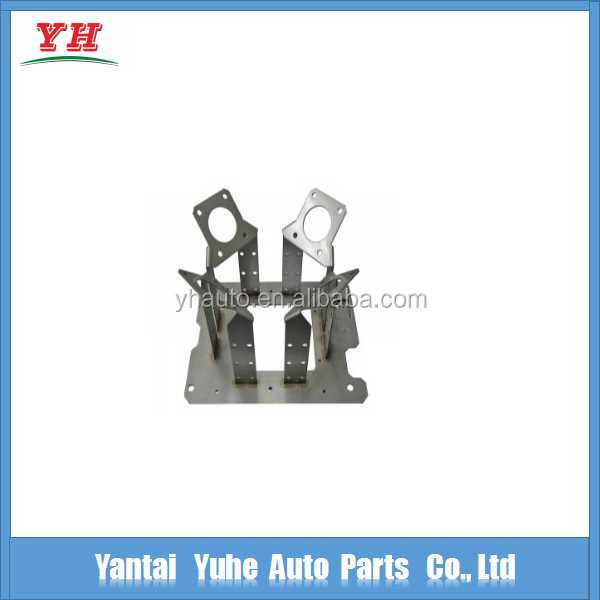 China supplier car body stamping of sheet metal parts by cnc machining or hydraulic machining